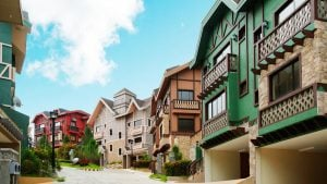 Swiss chalet luxury mansions in crosswinds tagaytay   Luxury Homes by Brittany tagaytay