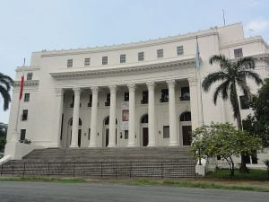 National Museum of Anthropology in Philippines.