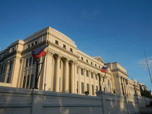 National Museum of fine arts in Metro Manila the Philippines