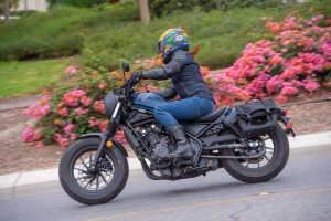 2020 Honda Rebel 500 in matte black is one of the best big bike brands in the world | Luxury Homes by Brittany Corporation
