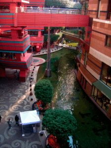 Canal City Hakata in Japan - Brittany Corporation