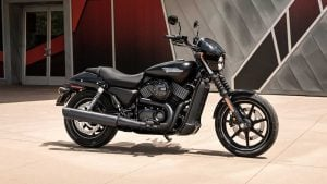 Harley-Davidson Street 750 Matte Black is one of the most iconic big bike brands | Luxury Homes by Brittany Corporation