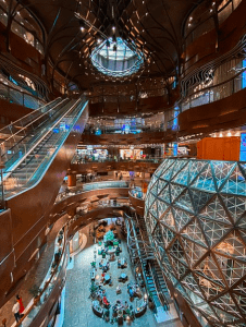 K11 Musea in Hong Kong - Brittany Corporation