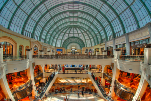 Mall of the Emirates in UAE one of the most luxurious malls in the world - Brittany Corporation