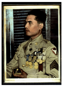 Sergeant Teófilo Yldefonso served in the 57th Infantry Regiment (Philippine Scout) olympic swimmer in history   luxury homes by brittany corporation