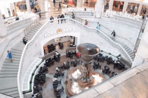 Okhotny Ryad Center in Russia - Brittany Corporation - Luxury Malls around the world