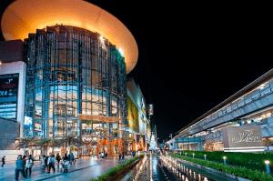 Siam Paragon, Bangkok, Thailand - Brittany Corporation
