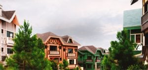 Swiss-inspired homes at Crosswinds Tagaytay - Luxury House and Lot for Sale in Tagaytay - Brittany Corporation
