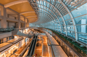 The Shoppes at Marina Bay Sands in Singapore - Brittany Corporation