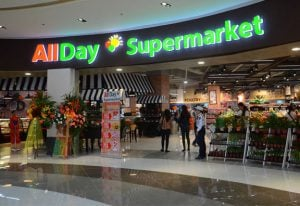 All Day Supermarket in Evia is the one stop shop for everything you need from skincare to medicine to food. | Photo from All Value Holdings Corp.
