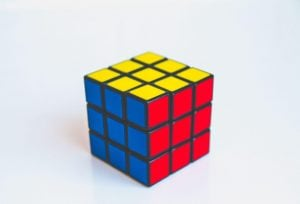 Rubik's cube for children | luxury homes by brittany corporation