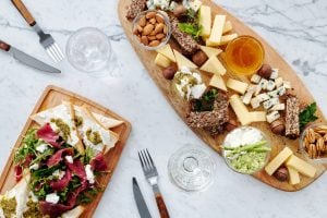 Charcuterie Board   Luxury Homes by Brittany Corporation