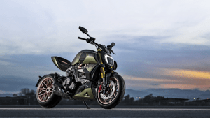 Green Ducati | Luxury homes by brittany corporation