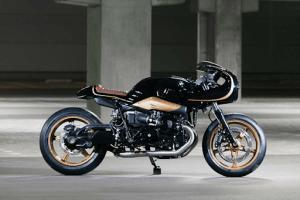 BMW R Bike | Luxury homes by Brittany Corporation