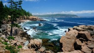 Acadia National park overseeing ocean and island luxury house and lot | Luxury Homes by Brittany Corporation