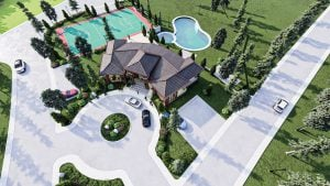 Amore Portofino Alabang Clubhouse - House and Lot in Daang Hari - Brittany Corporation