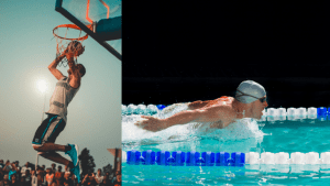 Basketball and Swimming dominated by USA - Travel in the Philippines - Brittany Corporation