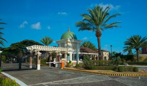 Gate of luxury exclusive Portofhino