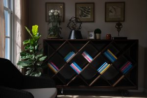 luxury home book case | luxury homes by brittany corporation
