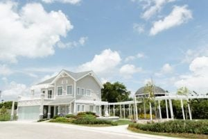 white southern american luxury  home   luxury homes by brittany corporation