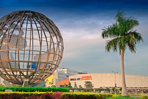 Mall of Asia in Pasay with Sunset Viewing - Brittany Corporation