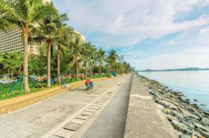 Manila Bay Sunset Strip in Roxas Boulevard - Brittany Corporation