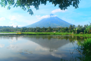 Mount Mayon in Albay, Bicol in the Philippines - Brittany Corporation