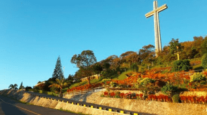 Mount Samat with great sunset views - Brittany Corporation