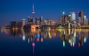 Ontario at night city skyline luxury homes and luxury condos luxury condominiums perfect for vegan travel   luxury homes by brittany corporation