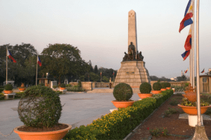 Rizal Park Sunset Viewing - Brittany Corporation