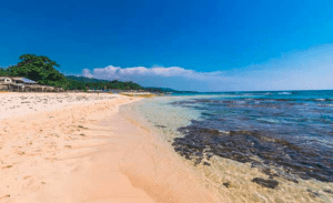 Shores of Patar Beach in Pangasinan - Brittany Corporation