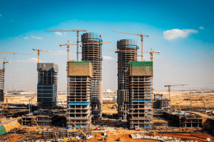 Skyscrapers and high rise pre selling luxury condominiums for sale in Egypt - Luxury homes by Brittany