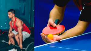 Table Tennis and Weightlifting dominated by China - Travel in the Philippines - Brittany Corporation