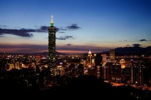 Taipei Taiwan skyline luxury condominium for luxury travel   luxury homes by brittany corporation