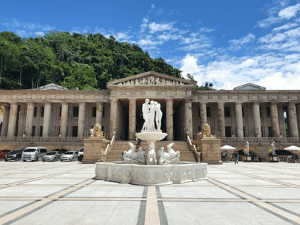 The Temple of Leah in Cebu is one of the most iconic travel spots in the Phililppines known for its unique story | Luxury Homes by Brittany Corporation