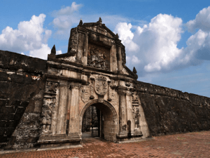 The gates of Intramuros in Manila is one of the most iconic travel spots in the Philippines | Luxury Homes by Brittany Corporation