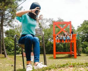 The Trone Giant Chair in Crosswinds is one of the newest iconic spots to visit in the Philippines | Luxury Homes by Brittany Corporation
