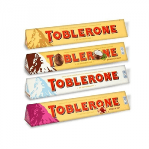 Toblerone is one of the most iconic swiss chocolate brands in the world | Luxury Homes by Brittany Corporation