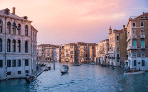 Venice, one of Italy's most-visited cities   Luxury Homes by Brittany Corporation