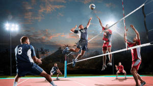 Volleyball dominated by Brazil - Summer Olympics - Travel in the Philippines - Brittany Corporation
