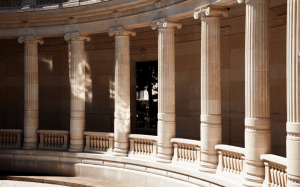 Palais Galliera facade   luxury homes by Brittany Corporation