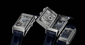 Jaeger-LeCoultre Reverso Luxury Watch | Luxury Homes by Brittany Corporation