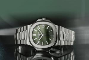 Patek Philippe Nautilus Luxury Watch | Luxury Homes by Brittany Corporation