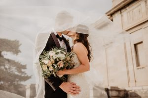 Luxury home starts with a wedding |
