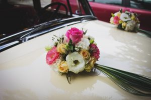 The bridal car is your luxury home when getting married | Luxury home by brittany corporation