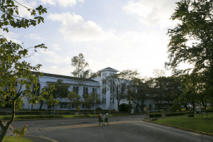 Miriam College Caritas Hall in Quezon City | Luxury Homes by Brittany Corporation