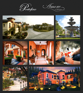 Portofino and Amore are both inspired by Italian architecture   Luxury Homes by Brittany Corportaion