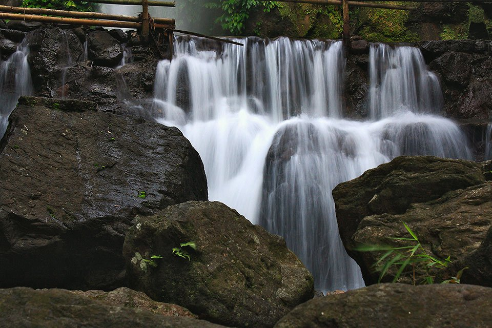 dampalit falls san pedro luxury house and lot rocks water cascading down | Luxury homes by Brittany corporation