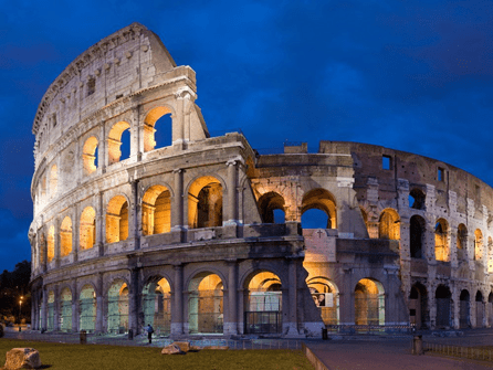 italian themed luxury homes roman colosseum | Luxury Homes by Brittany Corporation