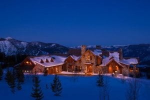 the pinnacle luxury home luxury mansion in snowy mountains   Luxury Homes by Brittany Corporation